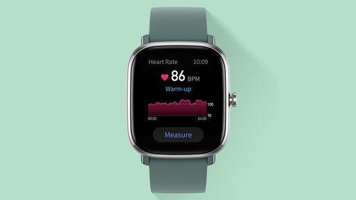 Amazfit quer lançar pulseiras com monitoramento de pressão e glicose do sangue