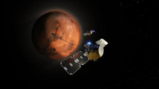 Rocket Lab desenvolverá espaçonaves gêmeas para explorar Marte em missão da NASA