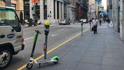 Uber e Lyft começarão a operar com scooters elétricas em São Francisco