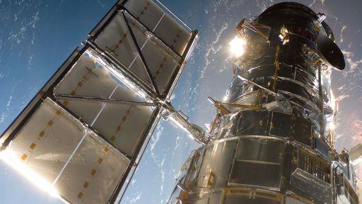 Hubble sofreu centenas de impactos com detritos espaciais ao longo de 30 anos