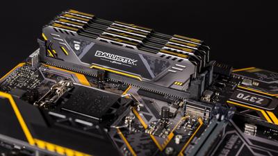 Ballistix lança novos módulos de memória Sport AT de até 16 GB