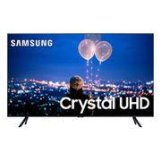 Smart TV 50 Samsung Crystal UHD 4K 2020 UN50TU8000 Borda Ultrafina Visual Livre de Cabos Wi-Fi HDMI em Oferta no Girafa
