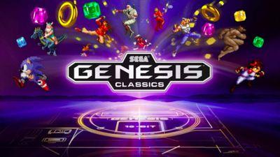 Sega lança pacote com 50 jogos do Mega Drive para PS4, XOne e PC