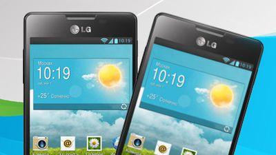 LG apresenta novo modelo de smartphone Android na Rússia, o Optimus L4 II