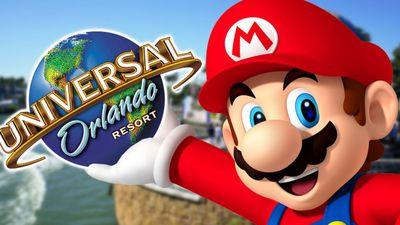 Parques temáticos da Universal terão atrações da Nintendo