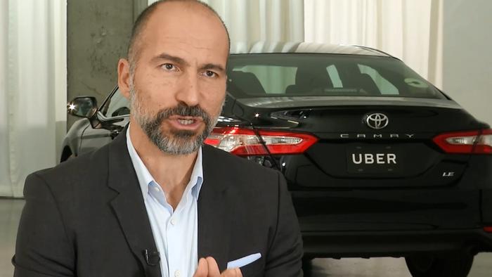 """CEO do Uber chama assassinato de jornalista de """"erro"""", corrigindo-se depois"""