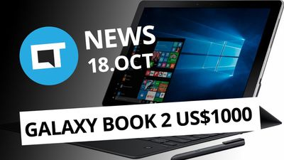 Samsung Galaxy Book 2; App tester o YouTube; Novidades no Spotify e+ [CT News]