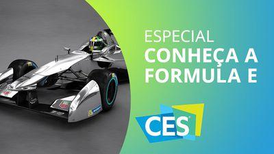 Qualcomm apresenta o Formula E, primeiro carro de corrida 100% elétrico [Especial | CES 2014]
