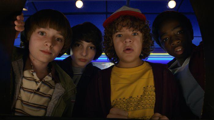 Pesquisa aponta Stranger Things como a série mais popular do mundo