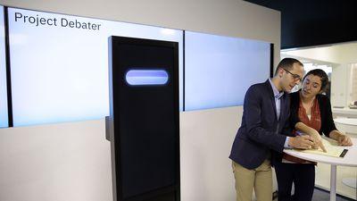 IBM cria computador com IA para debater com seres humanos