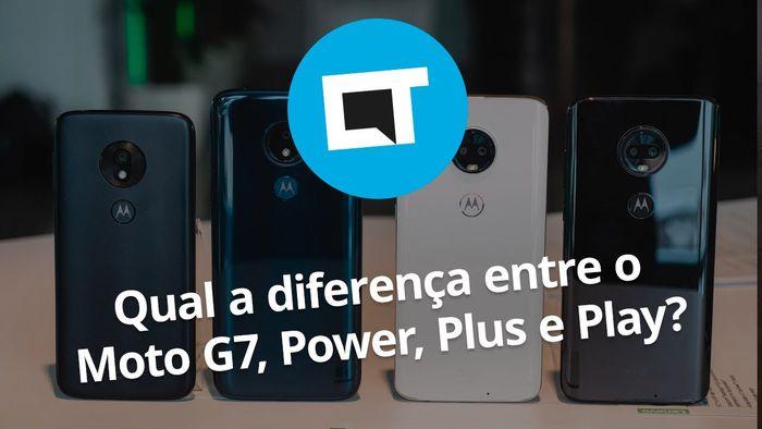 e344c0a27 Qual a diferença entre o Moto G7