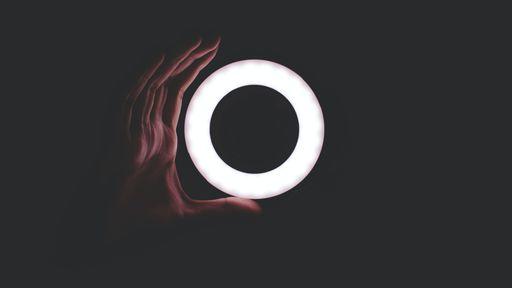 3 modelos de Ring Light para fazer live ou videochamada