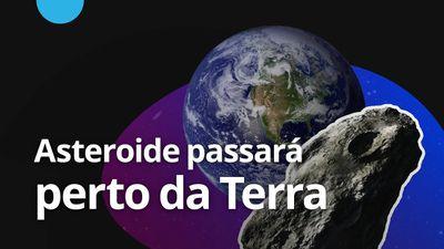 Asteroide deve passar bem perto da Terra no dia 10 [CT News]