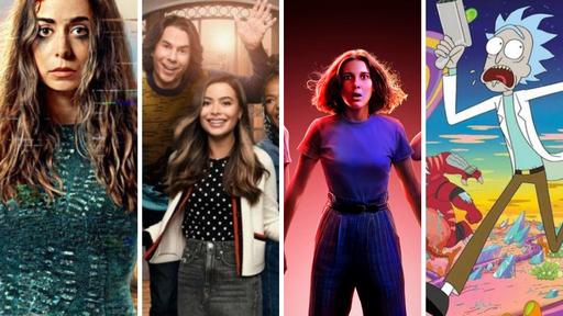 As 10 séries mais assistidas da semana (15/08/2021)