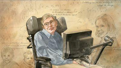 Em sua última publicação no Reddit, Hawking fala sobre redistribuição de riqueza