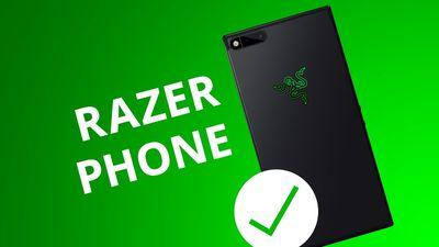 5 motivos para COMPRAR o Razer Phone