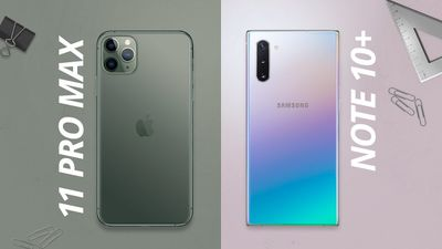 iPhone 11 PRO MAX vs Galaxy Note 10+ [Comparativo]