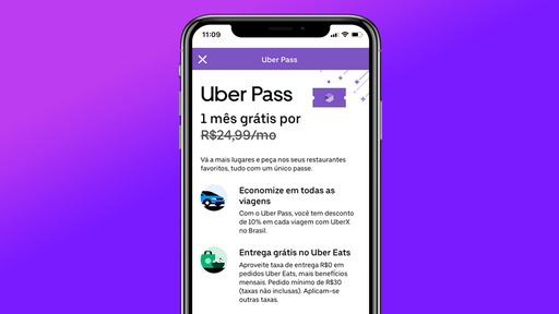 Vale a pena assinar o Uber Pass? Veja prós e contras