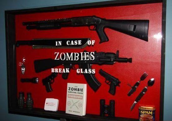 Armas contra zumbi