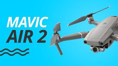 DJI Mavic Air 2, o MELHOR drone do momento?