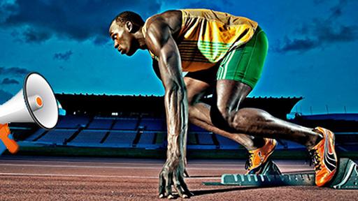 Vitória de Usain Bolt nos 200m bate recorde de tweets por minuto