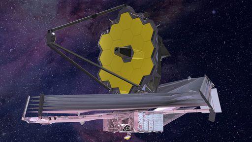 Telescópio espacial James Webb será lançado em 31 de outubro de 2021