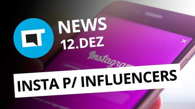 Ex-assassino vira YouTuber; Instagram com perfil para influencers e + [CT News]