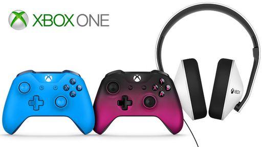 Xbox One ganha dois novos controles e headset estéreo