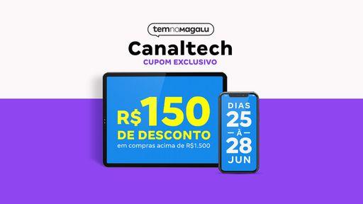 EXCLUSIVO | Economize R$ 150 em celulares e notebooks com nosso cupom no Magalu