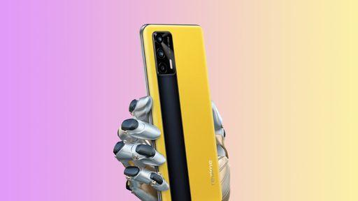 Realme GT Master Edition pode ter câmera com assinatura da Kodak