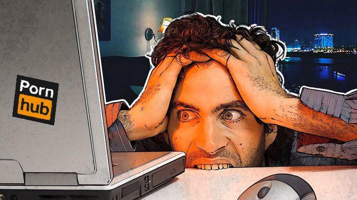 Sites pornográficos são os que mais recolhem dados dos usuários