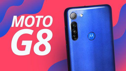 TÁ BARATO | Moto G8 e Moto G8 Power Lite pelo menor preço à vista do varejo