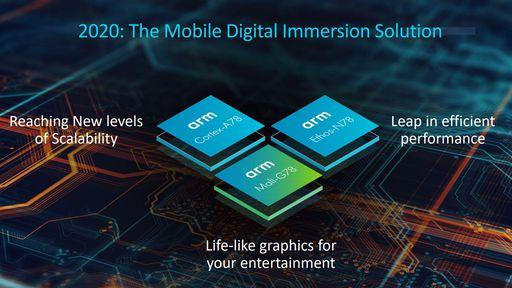 ARM anuncia a CPU Cortex-A78 e promete 20% mais desempenho para os celulares