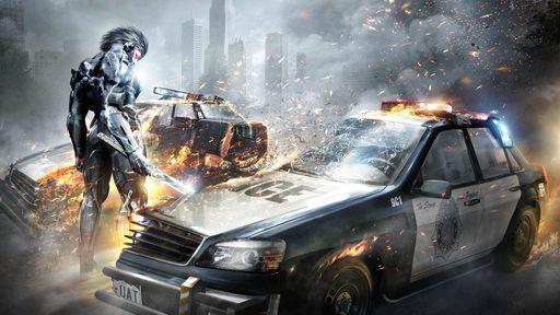 GC 2012: Metal Gear Rising: Revengeance ganha trailer e data de lançamento