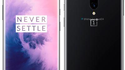 Novos vazamentos mostram câmera, nova cor e especificações do OnePlus 7 Pro