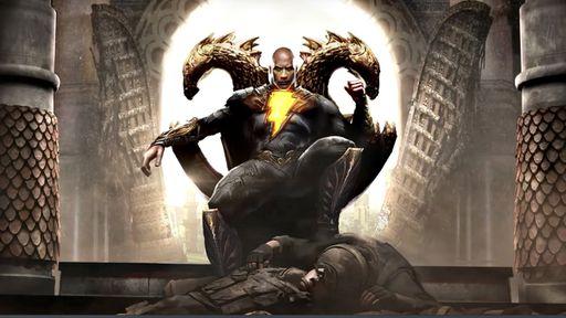 Quem é o Adão Negro nas HQs e como a versão de The Rock muda o personagem?