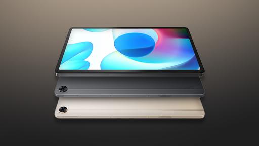 Realme Pad é primeiro tablet da marca com chip MediaTek e design premium