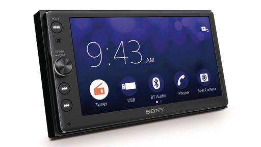 Sony lança seu primeiro sistema multimídia compatível com Apple CarPlay