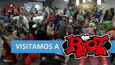 Canaltech visita a Riot Games em Santa Monica, EUA