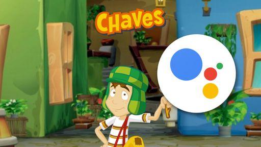 Brinque com a Turma do Chaves em novo jogo do Google Assistente