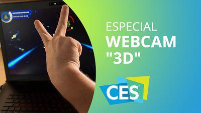 """Intel apresenta webcam """"3D"""" com maior poder de reconhecimento do ambiente [Espec"""