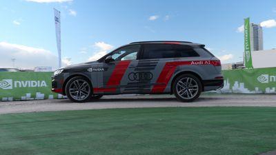 NVIDIA e Audi vão lançar carro totalmente autônomo em 2020