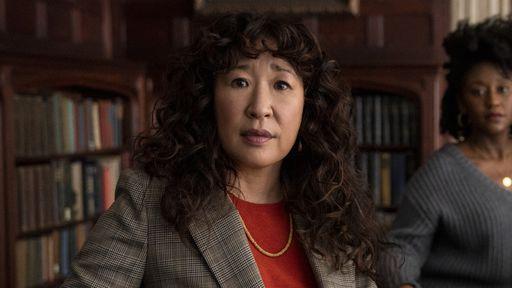 The Chair   Sandra Oh estrela nova série de comédia da Netflix; veja o trailer