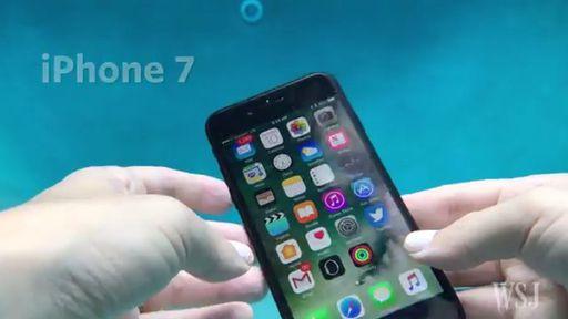 iPhone 7 sobrevive a mergulho de 10 metros e arremesso de helicóptero