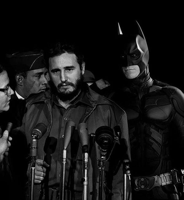 Batman e Fidel