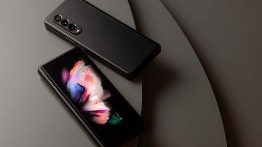 Galaxy Z Fold 3 é desmontado revelando design que protege contra líquidos