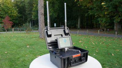 DJI revela novo sistema para monitorar e identificar drones em voo