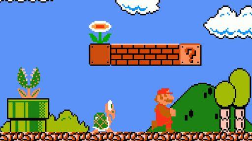 Nintendo derruba recriação de Super Mario Bros feita por fã do jogo