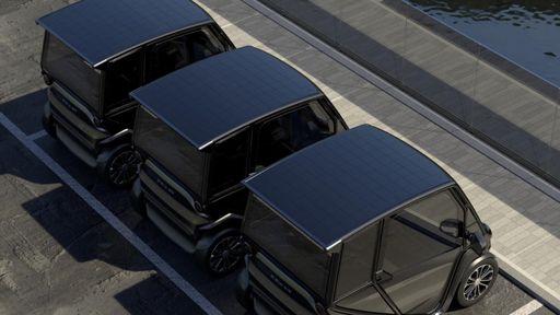 """Conheça o Squad, carro elétrico movido à energia solar que não precisa de """"CNH"""""""