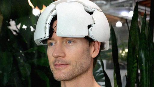 """Startup cria capacete capaz de """"ler"""" pensamentos de quem usa o equipamento"""
